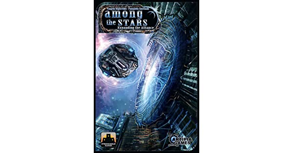 Stronghold Games Among The Stars Expanding The Alliance Game 7031SG