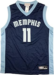 Outerstuff Mike Conley Memphis Grizzlies #11 Navy Blue Infants Toddler Player Road Jersey
