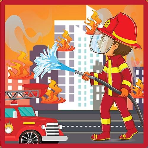 Feuerwehr Feuerwehrmann Ausbildung