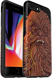 OtterBox Symmetry Series Star Wars Case for iPhone 8 Plus & iPhone 7 Plus (ONLY) Chewbacca