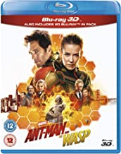Ant Man and the Wasp [Italia] [Blu-ray]