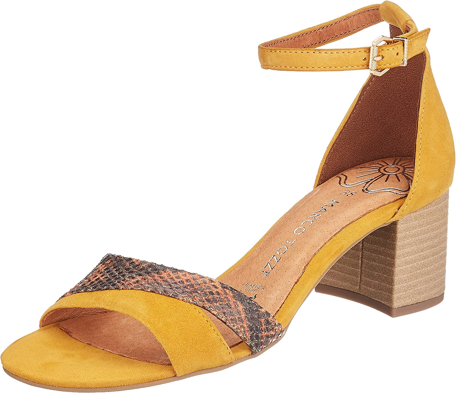 Marco Tozzi Special price Direct sale of manufacturer for a limited time Women's Ankle Strap Sandals
