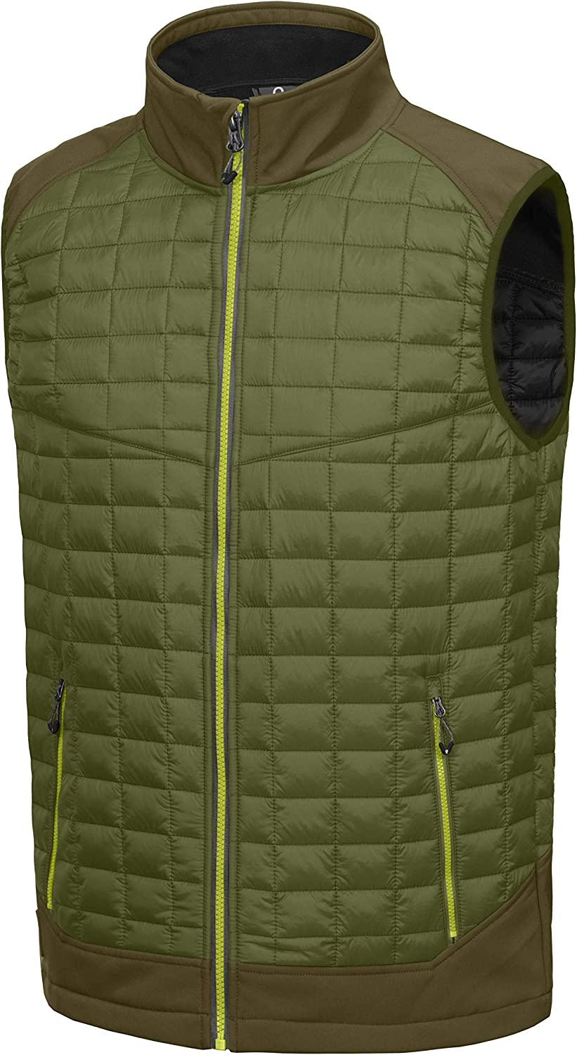 Little Donkey Andy Men's Popular shop ! Super beauty product restock quality top! is the lowest price challenge Lightweight Puffer Warm Outd Vest
