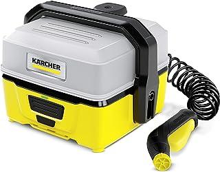 Kärcher portabel lågtryckstvätt OC 3 (vattentanksvolym: 4 l, litiumjonbatteri, avtagbar vattentank, skonsamt lågtryck, 2,8...