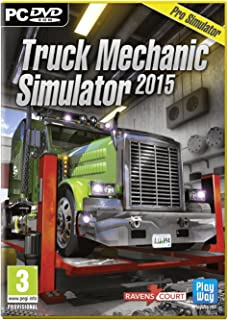 Truck Mechanic Simulator 2015 (PC DVD) (UK IMPORT)