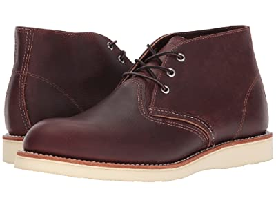 Red Wing Heritage Work Chukka (Briar Oil Slick) Men