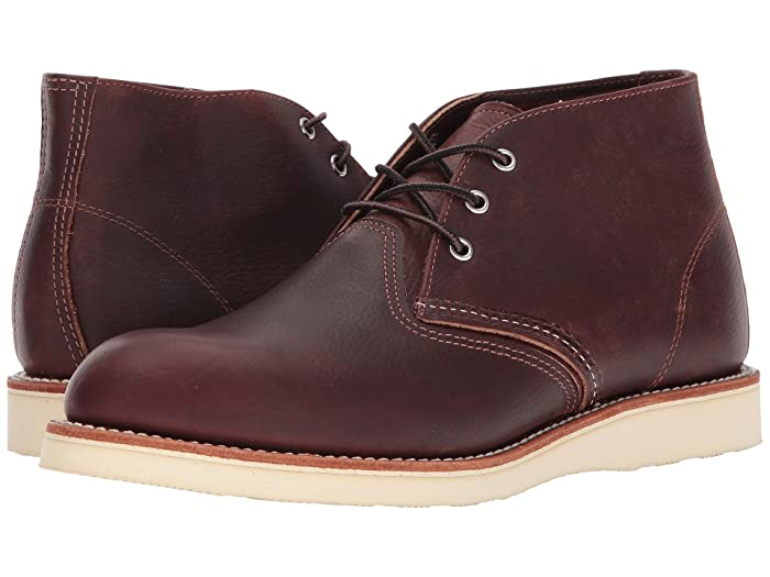 Red Wing Heritage  Work Chukka (Briar Oil Slick) Mens Lace-up Boots