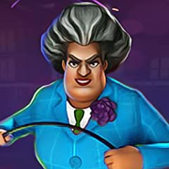 High Quality 3D Graphics Amazing Sounds & Voice Hovers Smooth, Easy & Intuitive Controls Interesting Game-play & Activities Escape & Run away from Spooky Teacher Find out Secrets of High School Story