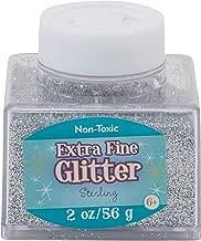 Sulyn Silver Extra Fine Glitter Stacker Jar