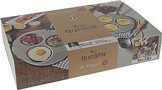 De Buyer 5612.01 Box #BRUNCHTIME : TRIBLINIS+SPATULE+LOUCHE