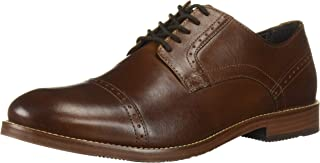 Nunn Bush Men's Middleton Cap Toe Oxford Dress Casual Lace