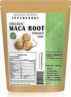 Oladole Natural RaW Organic Maca Root Powder 100 gm
