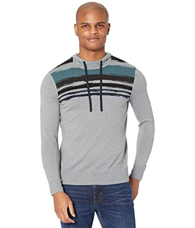 Smartwool Sparwood Hoodie Sweater (Lunar Gray Donegal) Men