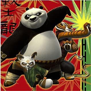Hallmark Kung Fu Panda '2' Large Napkins (16ct)