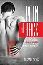 Back Pain: Pain in the Back: Effective Healing Remedies to Cure Chronic Back Pain