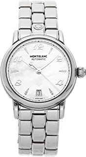 Montblanc Star Mechanical (Automatic) Mother-of-Pearl Dial Womens Watch 107117 (Certified Pre-Owned)