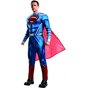Batman V Superman- Superman Disfraz, unica (Rubies Spain 810842 ...