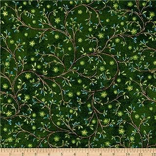 Best green christmas fabric Reviews