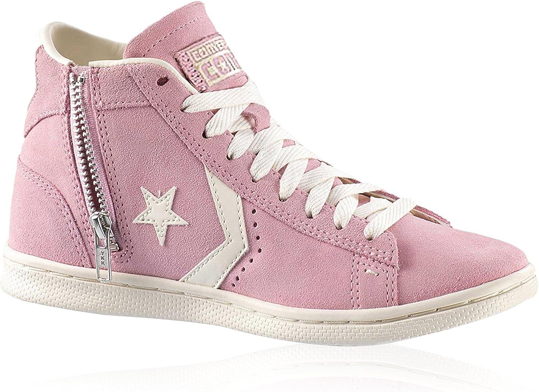 converse pro leather donna rosa