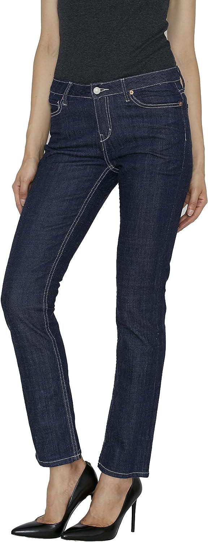 Jordachse Women's Stretch Denim Mid Rise Jeans  Skinny Slim Fit