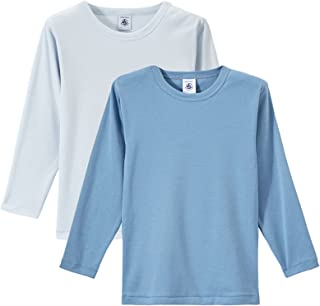 Petit Bateau Camiseta de Tirantes (Pack de 2) para Niños