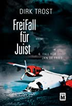 Coverbild von Freifall für Juist, von Dirk Trost