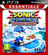 Sonic and Sega All Stars Racing Transformed Essentials (PS3)