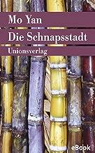 Die Schnapsstadt: Roman (Unionsverlag Taschenbücher) (German Edition)