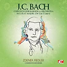 J.C. Bach: Concerto for Bassoon & Orchestra in E-Flat Major, CW C82 (T. 288/4) [Digitally Remastered]