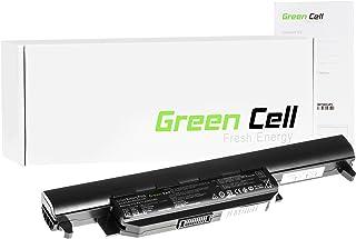 Green Cell® Standard Serie Batería para ASUS X55C Ordenador (6 Celdas 4400mAh 10.8V Negro)
