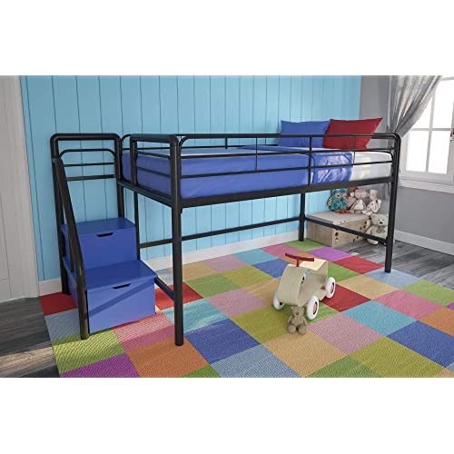 Twin Jr Loft Bed.Junior Bed Amazon Com