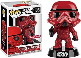 Funko POP Star Wars Red Stormtrooper Mini action Figure