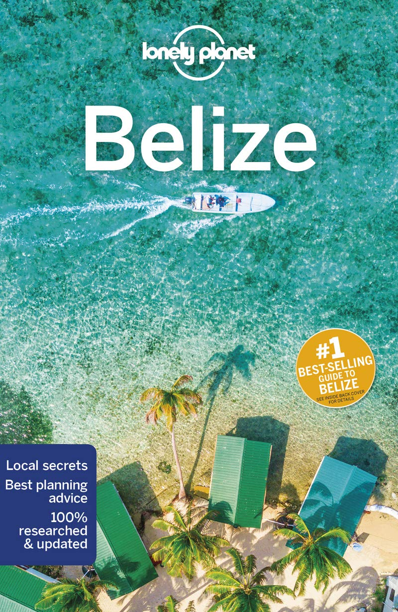 Image OfLonely Planet Belize (Country Guide)