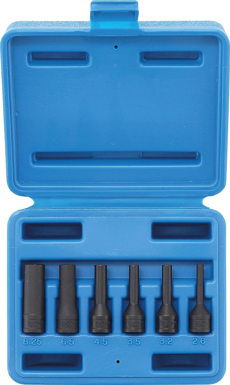 BGS 5290 | Juego de vasos extractores para electrodos de calentadores | entrada 6,3 mm (1/4