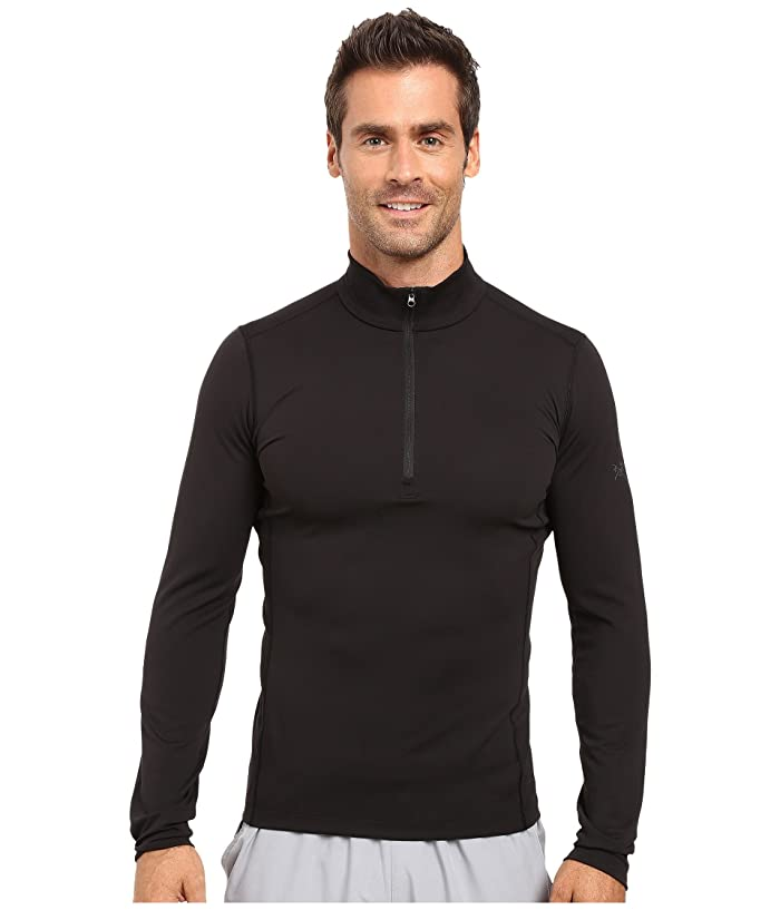 Arc Teryx Phase Ar Zip Neck Long Sleeve