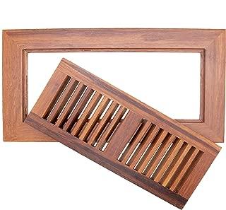 Best bamboo floor vents Reviews