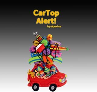 Car Top Alert for Bike Racks
