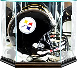 Perfect Cases NFL Octagon Full Size Football Helmet Glass Display Case