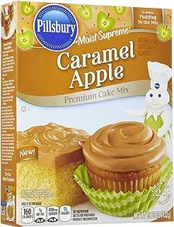 pillsbury caramel cake mix