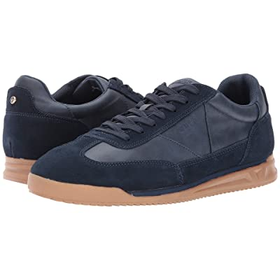 GUESS Daryl (Navy Suede) Men