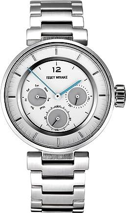 [イッセイミヤケ]ISSEY MIYAKE 腕時計 W-mini ダブリュミニ 和田智デザイン SILAAB01