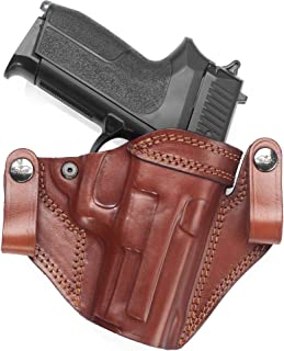 Falco Holsters Holster for Tokarev M57 - Open-Muzzle IWB Holster - Old-World Craftsmanship (92)