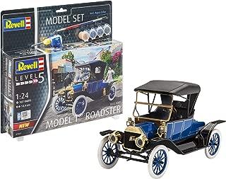 Revell-1932 Ford 5 Window Coupe 2n1,Escala 1:25 Kit de Modelos de pl/ástico, 14228