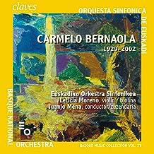 Piezas Caprichosas for Violin & Orchestra