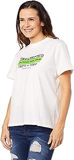 Camiseta Unexpected Point Of View!, Colcci, Feminino