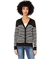 Kate Spade New York - Broome Street Heart Patch Cardigan