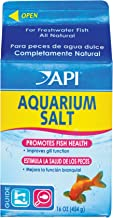 API Aquarium Salt, Promotes Fish Health and Disease Recovery in Freshwater Aquariums, Use..