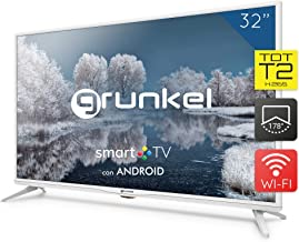 Grunkel - LED-320 IBSMT - Televisor LED Smart TV Wi-Fi - 32