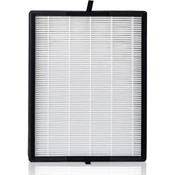 Alen Replacement Air Filter for BreatheSmart 45i or Flex, True HEPA Basic Filter for Allergies, Pollen, Dust, Dander and Fur