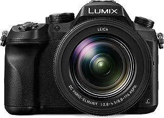 Panasonic Lumix DMC-FZ2000- Cámara digital híbrida de 20.1 MP (Zoom óptico 20x Objetivo LEICA Wi-Fi Visor OLED Grabación de Vídeo en 4K Sensor MOS)-Color Negro